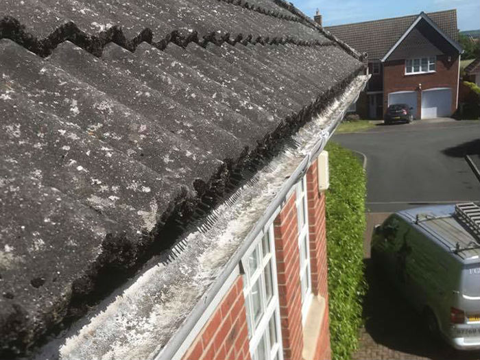 Gutter Cleaning Thatcham