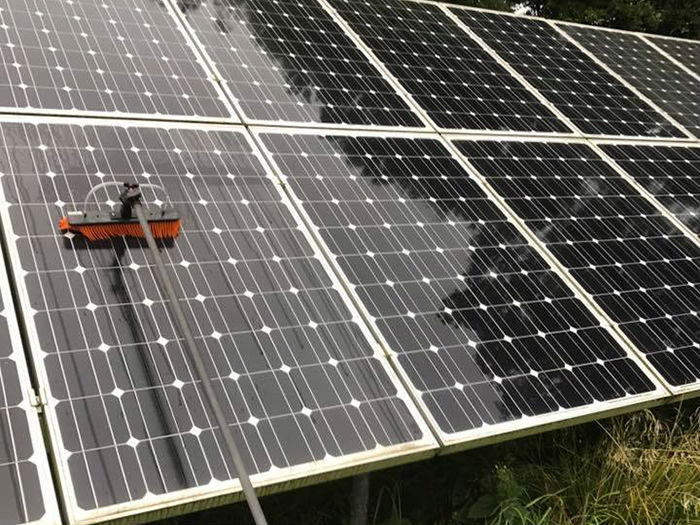 Solar Panel Cleaning Thatcham, Newbury